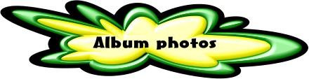 Ouvrir l'album des photos